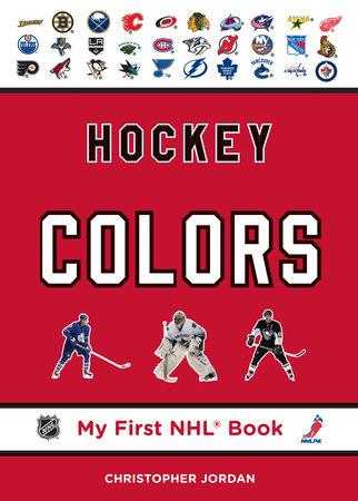 Hockey Colors by Christopher Jordan
