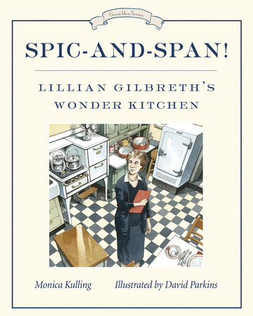 Spic-and-Span! by Monica Kulling