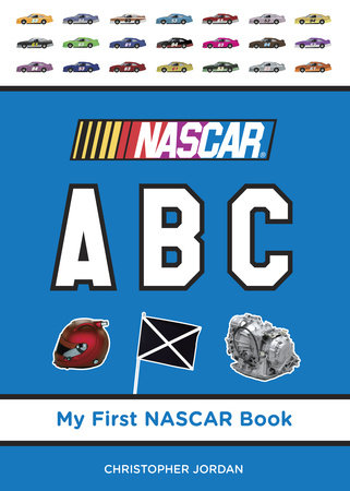NASCAR ABC by Christopher Jordan