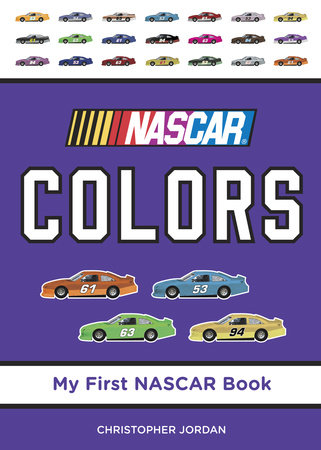 NASCAR Colors by Christopher Jordan