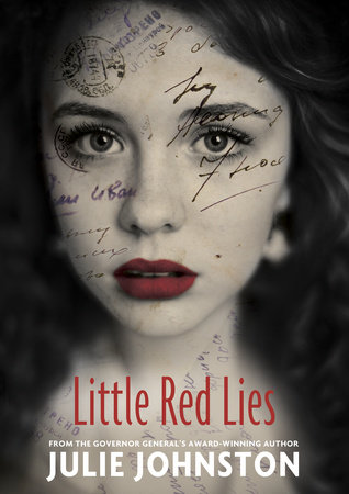 Little Red Lies by Julie Johnston