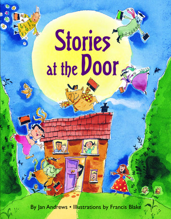 Stories at the Door by Jan Andrews