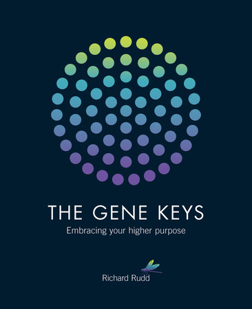 The Gene Keys by Richard Rudd