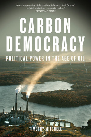 Carbon Democracy Book Cover Picture