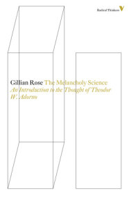 The Melancholy Science
