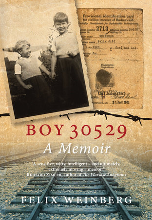 The cover of the book Boy 30529