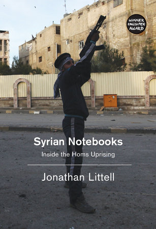 The cover of the book Syrian Notebooks