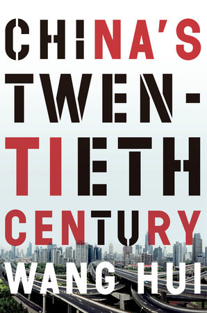 The cover of the book China's Twentieth Century