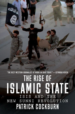 The cover of the book The Rise of Islamic State