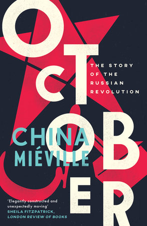 October by China Miéville