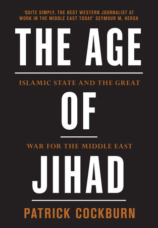 The cover of the book Age of Jihad