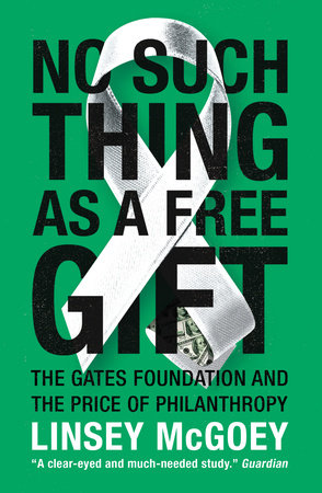 The cover of the book No Such Thing as a Free Gift