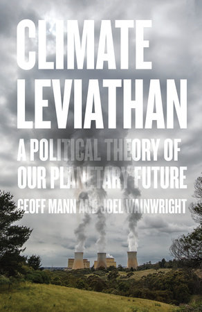 Climate Leviathan Book Cover Picture