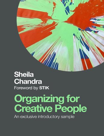 Organizing for Creative People Sampler by Sheila Chandra
