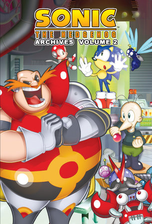 Sonic the Hedgehog Archives 2 by Sonic Scribes