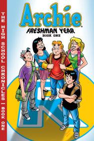 Archie Freshman Year Book 1