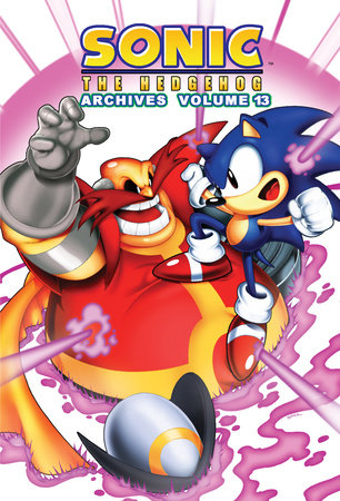 Sonic the Hedgehog Archives 13 by Sonic Scribes