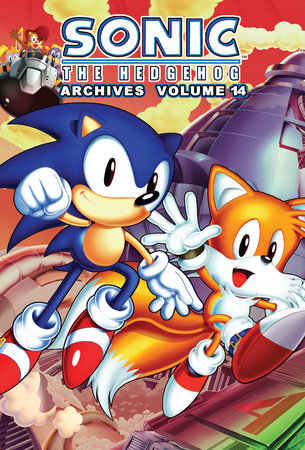 Sonic The Hedgehog Archives 14 by Sonic Scribes