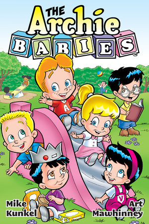 Archie Babies by Mike Kunkel