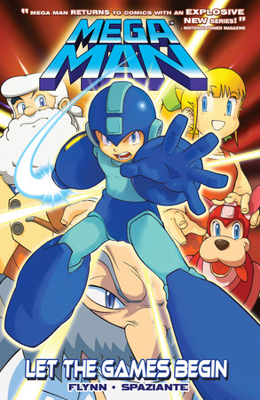 Mega Man 1: Let the Games Begin by Ian Flynn