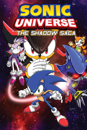 Sonic Universe 1: The Shadow Saga by Sonic Scribes