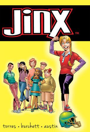 Jinx by J. Torres