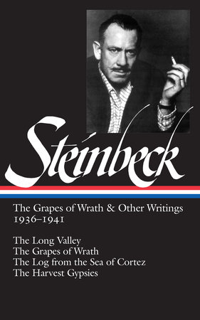 John Steinbeck: The Grapes of Wrath & Other Writings 1936-1941 by John Steinbeck