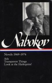 Vladimir Nabokov: Novels 1969-74