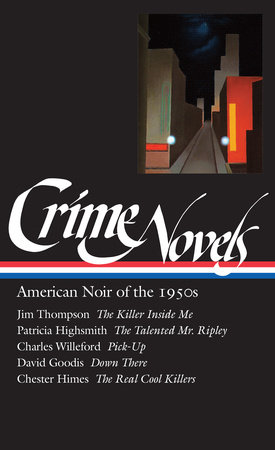 Crime Novels: American Noir of the 1950s