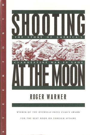 Shooting at the Moon by Roger Warner
