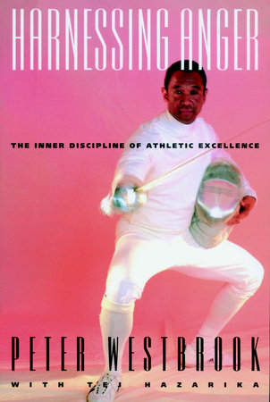 The cover of the book Harnessing Anger