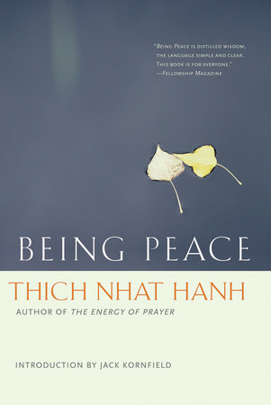 Being Peace (CD) by Thich Nhat Hanh
