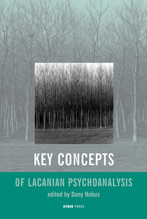 Key Concepts of Lacanian Theory by Dany Nobus