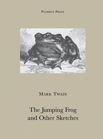 The Jumping Frog and Other Stories Book Cover Picture
