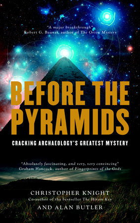 Before the Pyramids by Christopher Knight