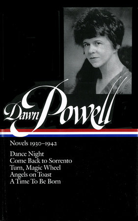 Dawn Powell: Novels 1930-1942 Book Cover Picture