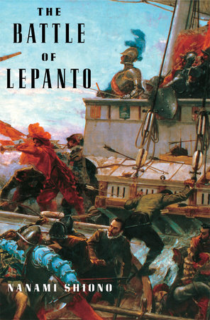 The Battle of Lepanto by Nanami Shiono