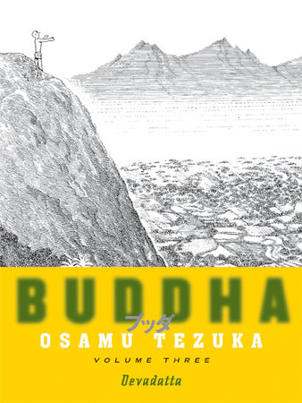 Buddha: Volume 3: Devadatta by Osamu Tezuka