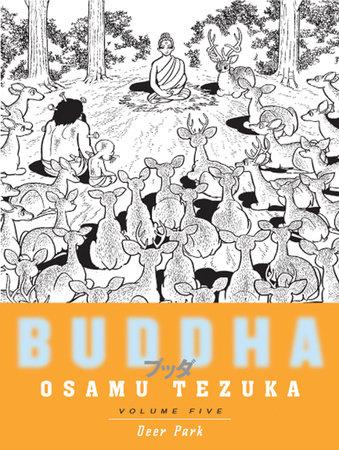 Buddha, Volume 5 by Osamu Tezuka