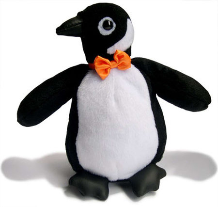 Plush Penguin by Penguin