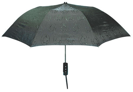 Umbrella: Wink Ink (Black) by Penguin Merchandise