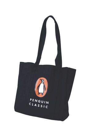Tote: Penguin Classic (Black) by Penguin Merchandise ...