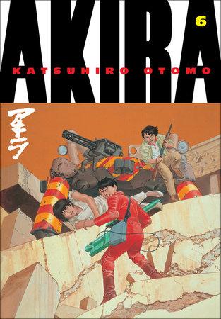 Akira Volume 6 by Katsuhiro Otomo