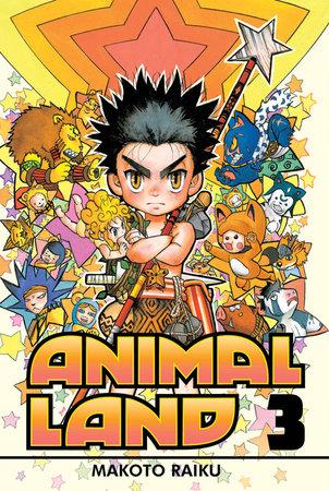 Animal Land 3 by Raiku Makoto