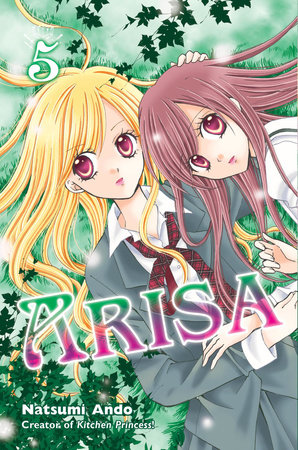 Arisa 5 by Natsumi Ando