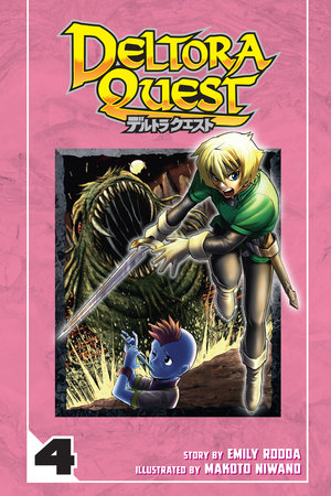 Deltora Quest 4 by Emily Rodda