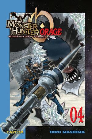 Monster Hunter Orage 4 by Hiro Mashima