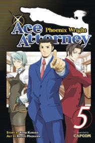 Phoenix Wright: Ace Attorney 5