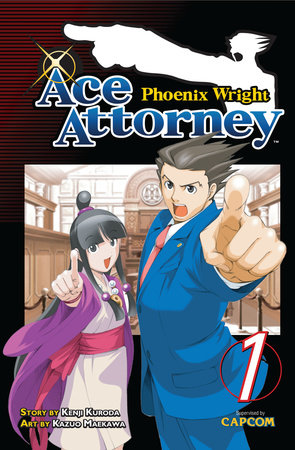 Phoenix Wright: Ace Attorney 1 by Kenji Kuroda