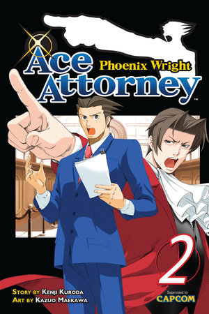 Phoenix Wright: Ace Attorney 2 by Kenji Kuroda